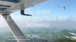 Elektroflugsschule