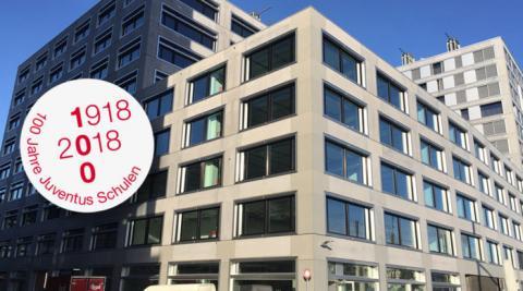 Juventus feiert 100 jahre for Weiterbildung innenarchitektur schweiz