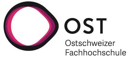 OST - Ostschweizer Fachhochschule Rapperswil